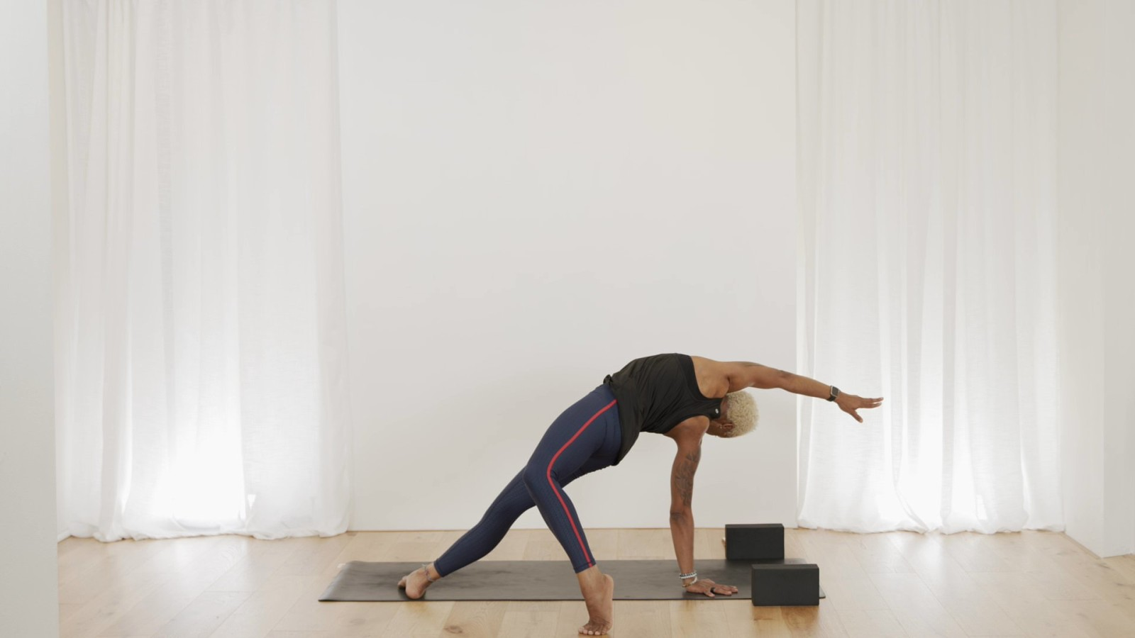 Animal Flow Inspired Yoga Practice with Norma Nelson