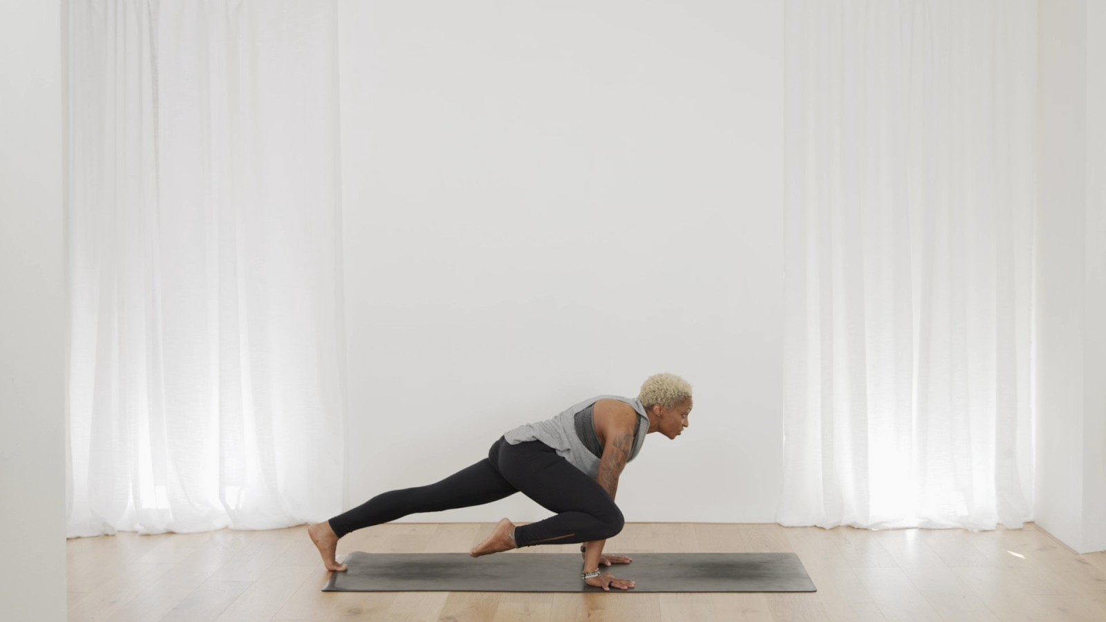 Primal Movement HIIT Workout 2 with Norma Nelson