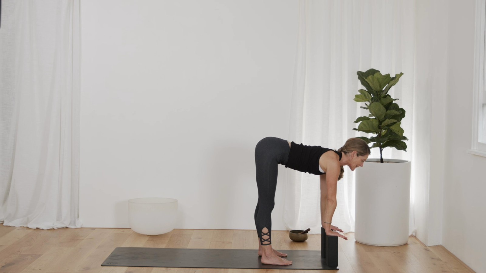 Pre Natal Yoga Create Space with Vanessa Mitchell
