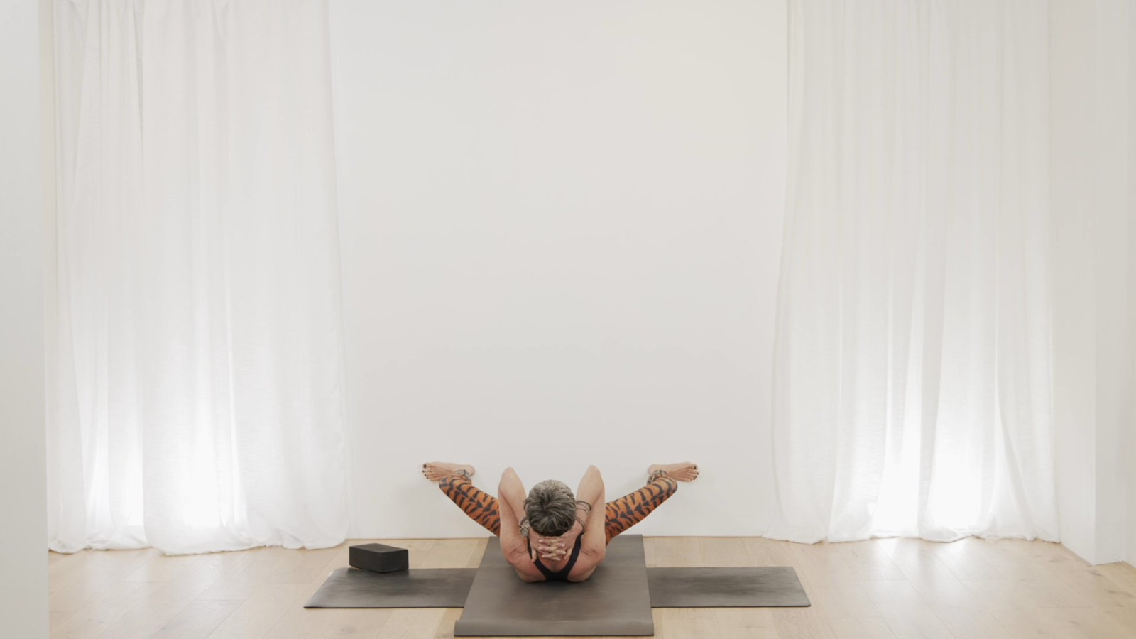 Forrest Yoga For Beginners 6 of 6 with Beth Borowsky