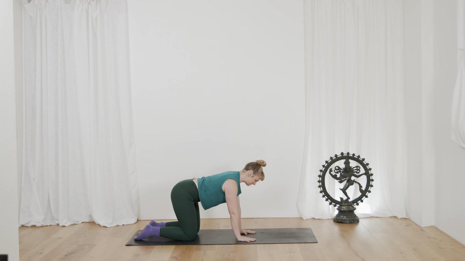 Pilates Mat with Juju Leith