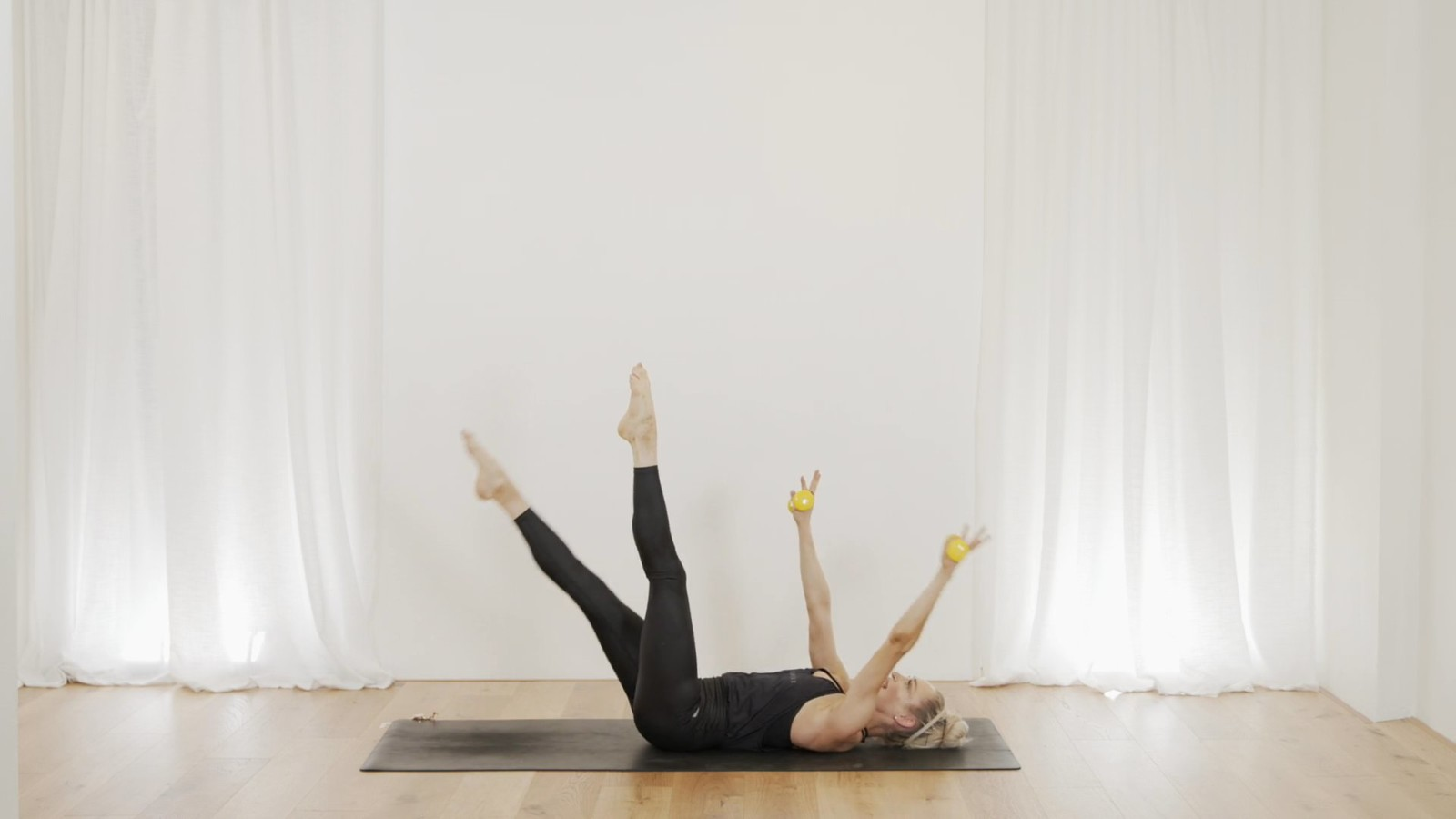 Pilates Athletic: Sweat & Strength with Cam Anthony