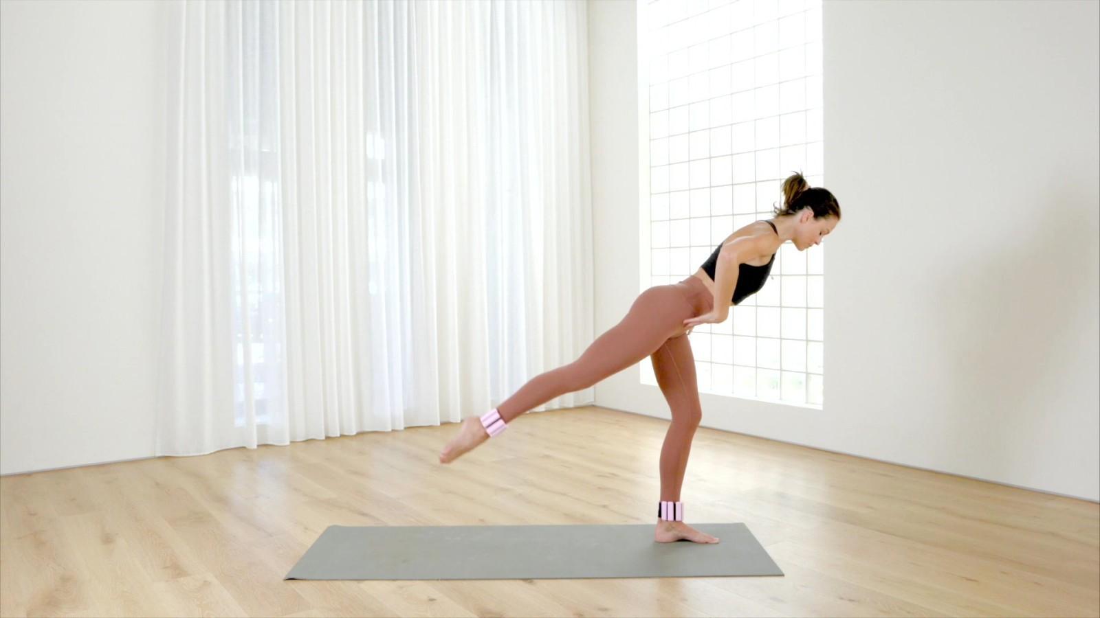 Glutes Thighs Upper Body with Rebecca Lockyer