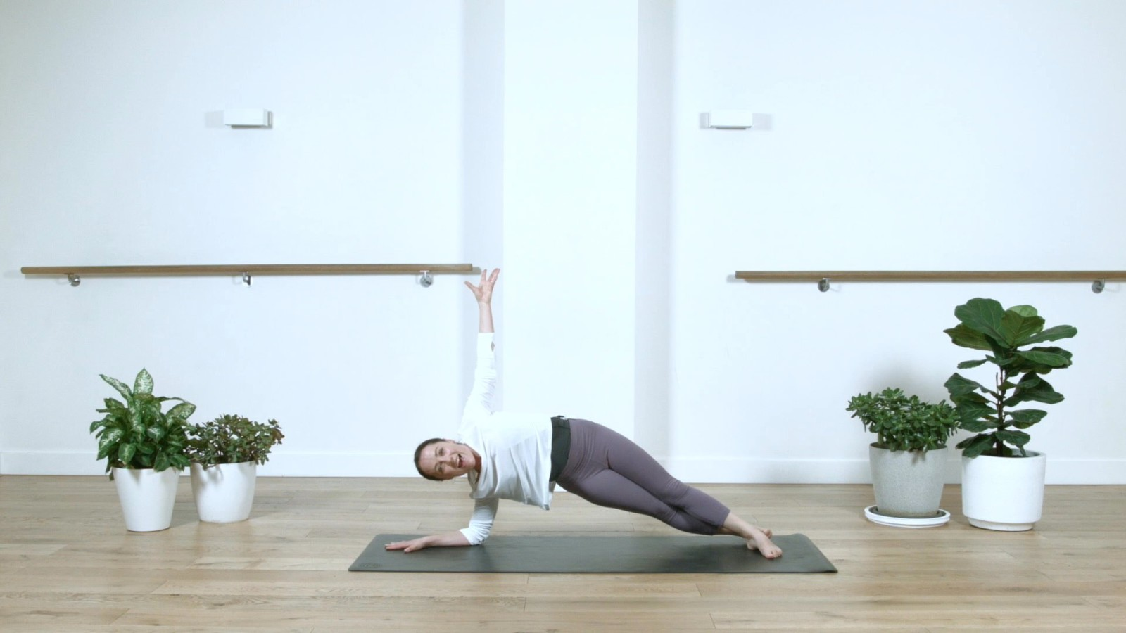 Power Pilates Flow with Charlotte Irons
