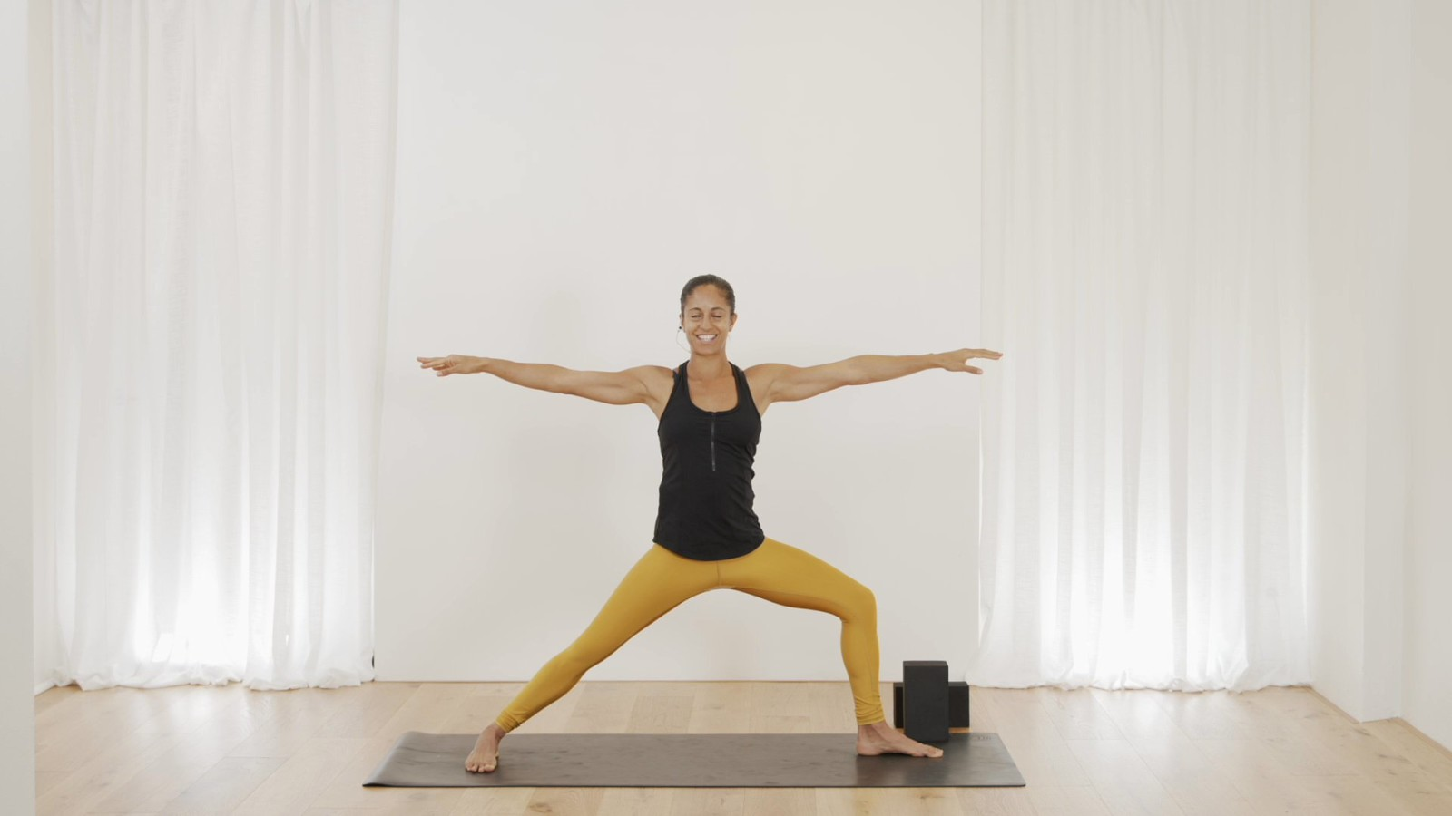 Beginner Series 2 of 5 - Standing with Claudine Lafond
