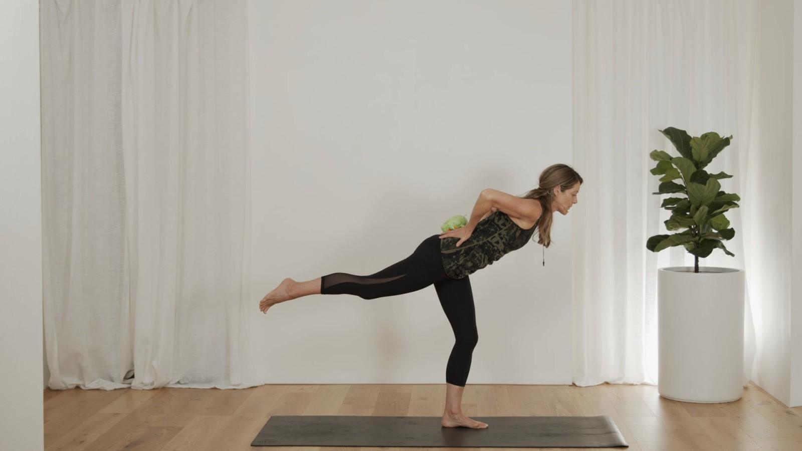 Kids Yoga Finding Balance with Vanessa Mitchell