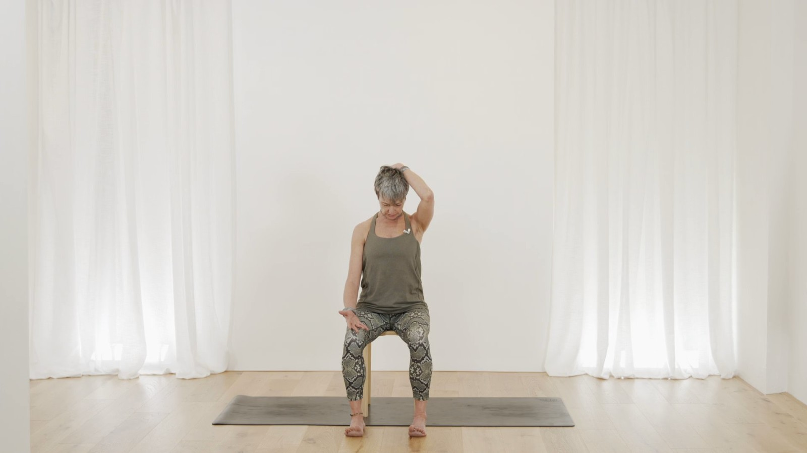 Neck Release & Chest Opener Mini Tutorial with Beth Borowsky