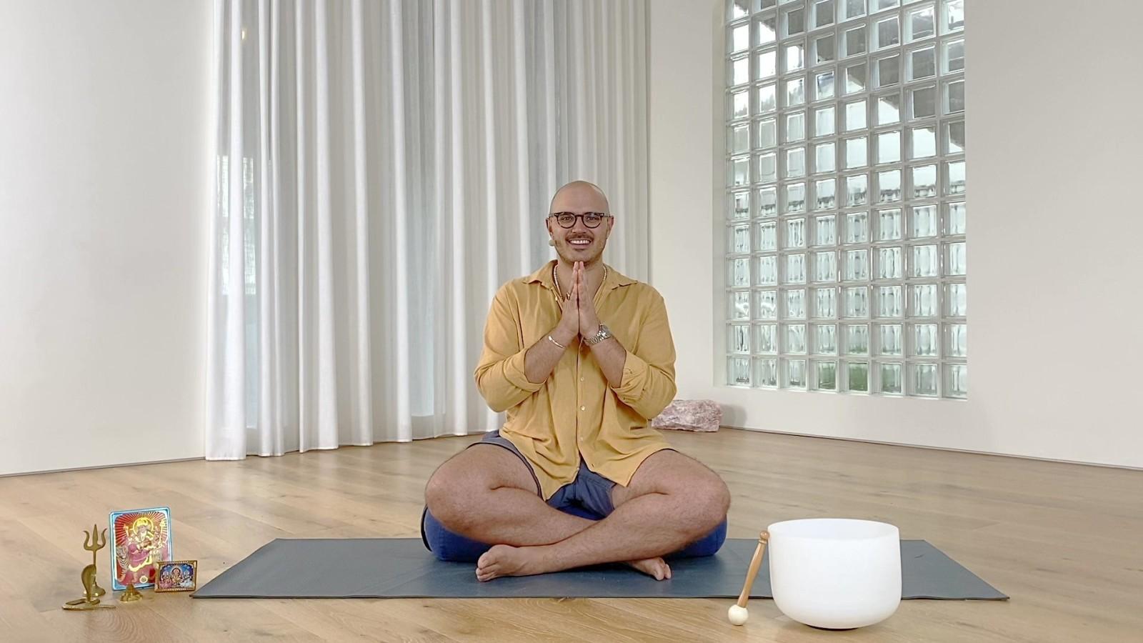 Yoga off the Mat  with Josh  Blau
