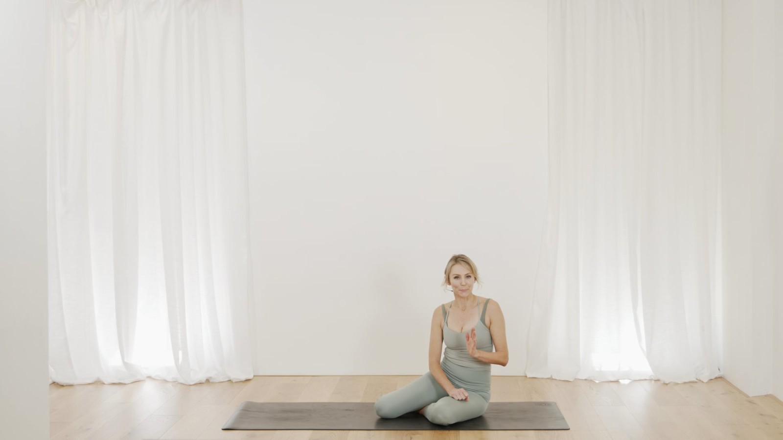 Pilates Principles Tutorial with Mardi Gannon