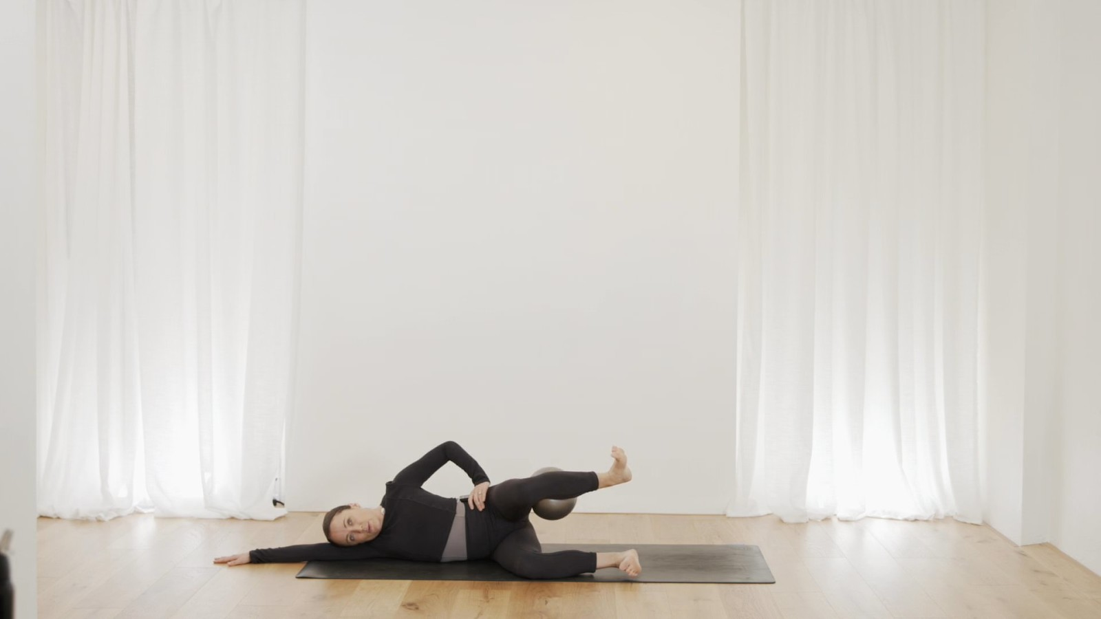 Pre and Post Natal Pilates with Charlotte Irons