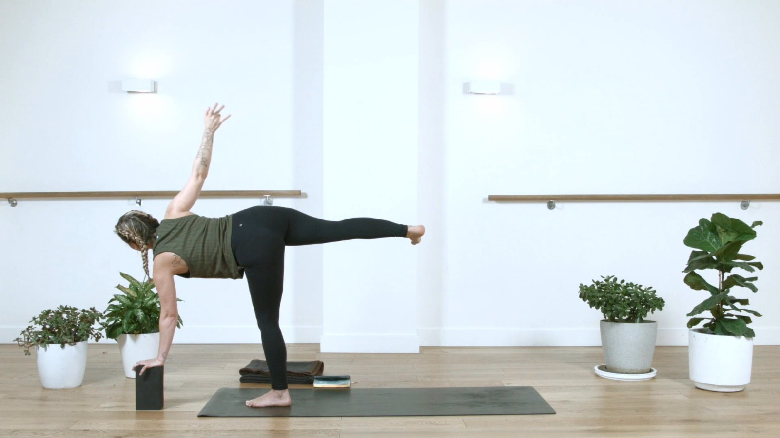 Water Element Flow & Yoga Nidra with Sarah Routhier
