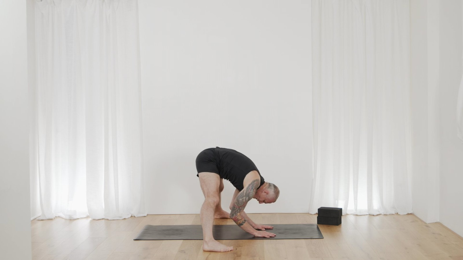 Slow Flow Hamstrings & Hips with Mark Moon