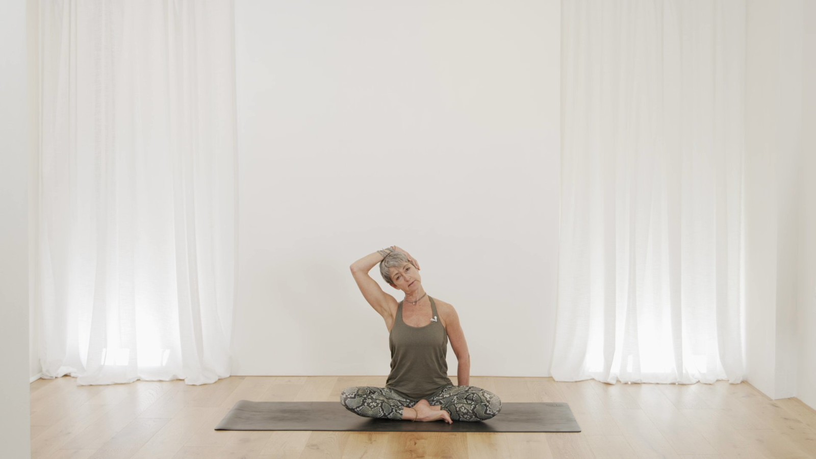 Neck Release Mini Tutorial with Beth Borowsky