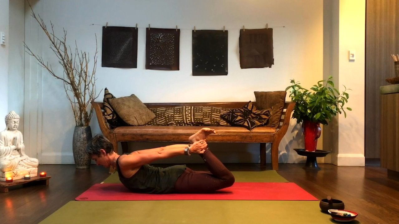 I Am Cool, So Is Yoga with Beth Borowsky