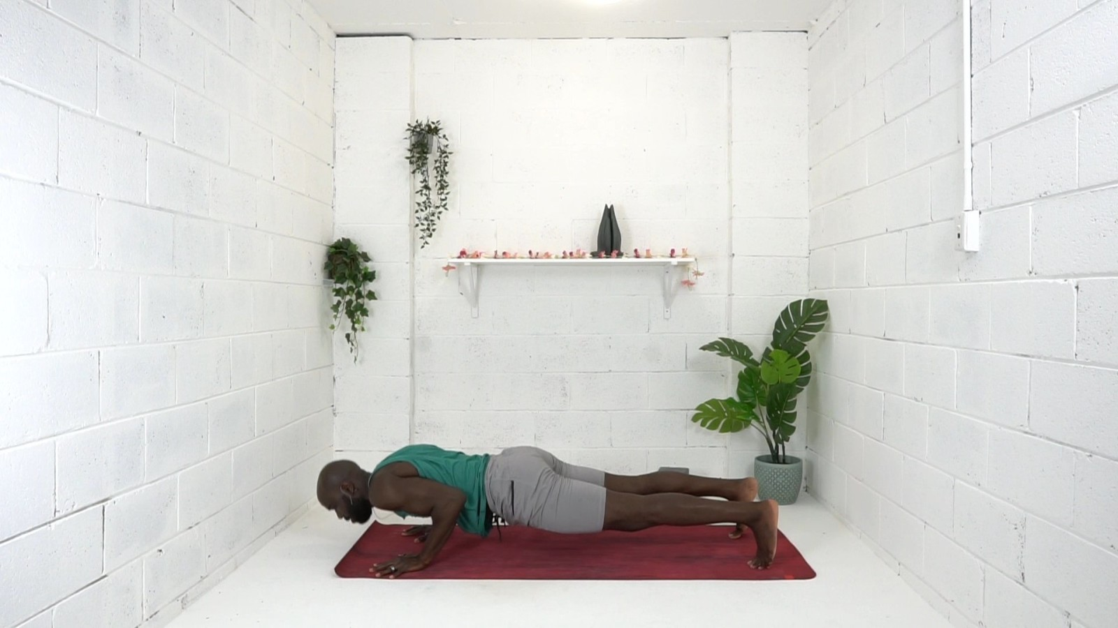 Plank to Pleasure with David Coulibaly