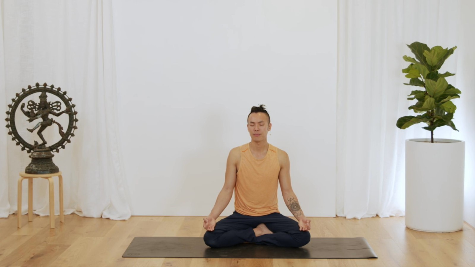 Kundalini Breathwork to Reset the Nervous System with Johnson Chong