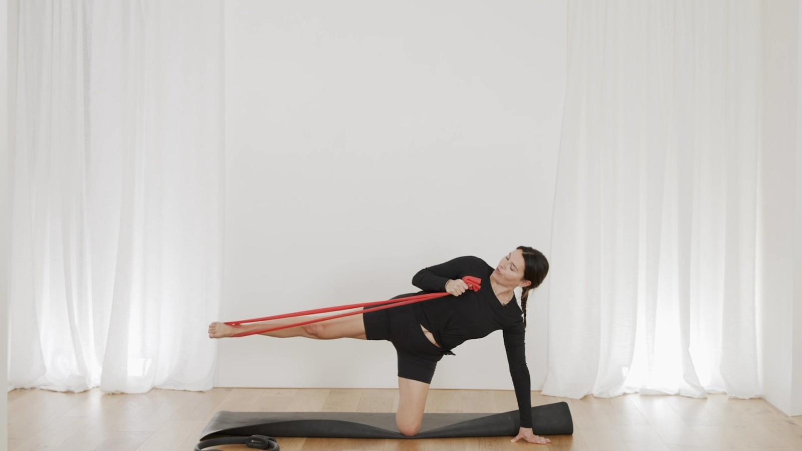 Toning Full Body Workout with Aneta Bachanova
