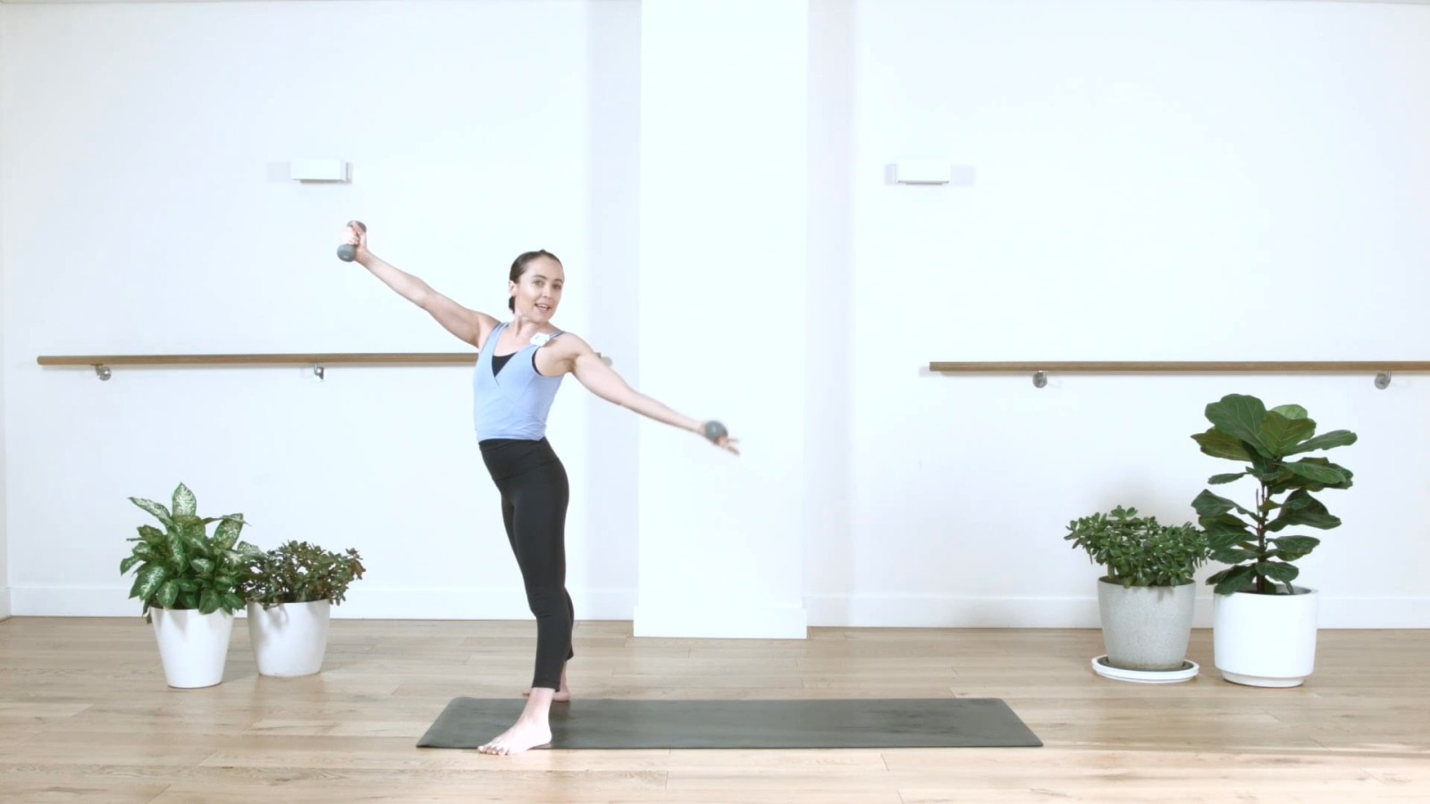 Energising Full Body Flow with Charlotte Irons