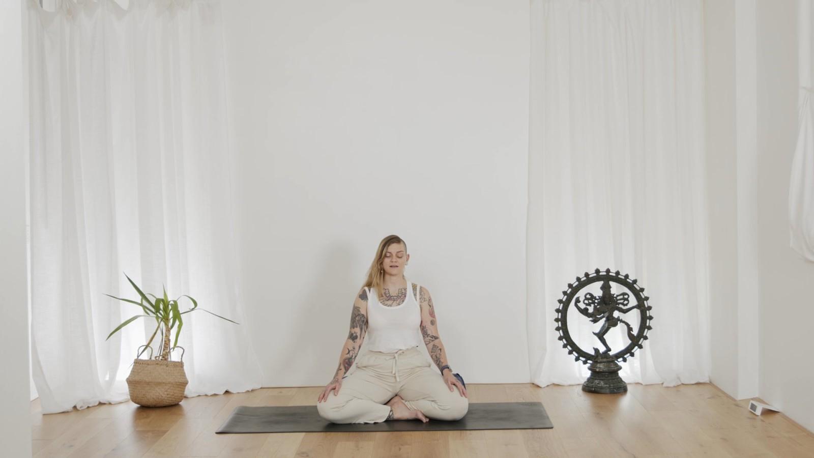 Yoga Nidra 61 Points with Mischa Gomez