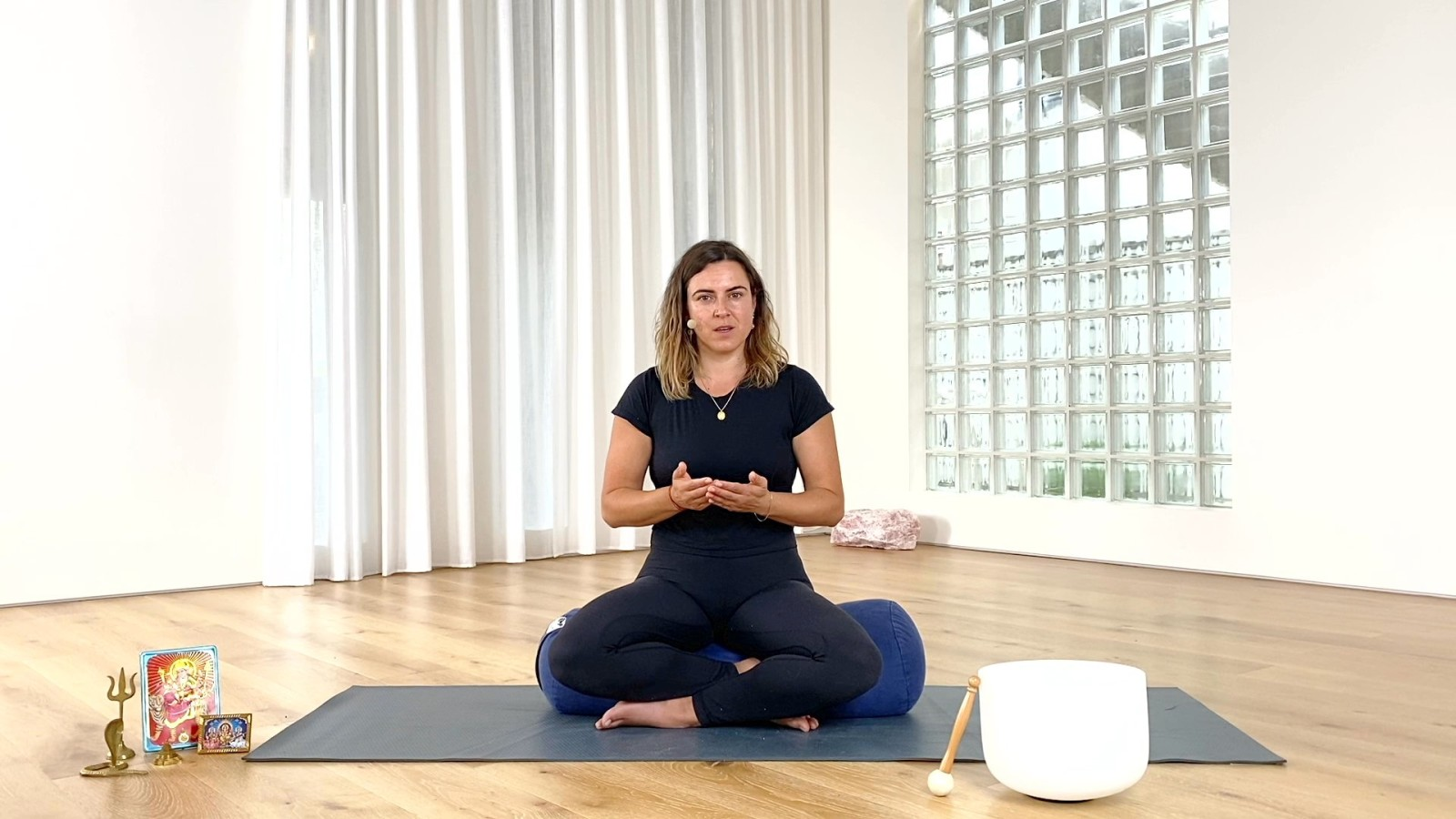 Yoga is your Natural State with Irene Ais
