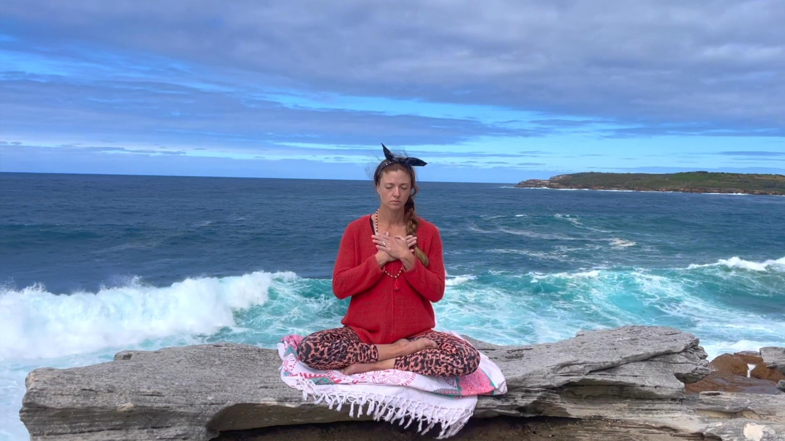 Meditation: Heart Chakra with Danielle Coulibaly