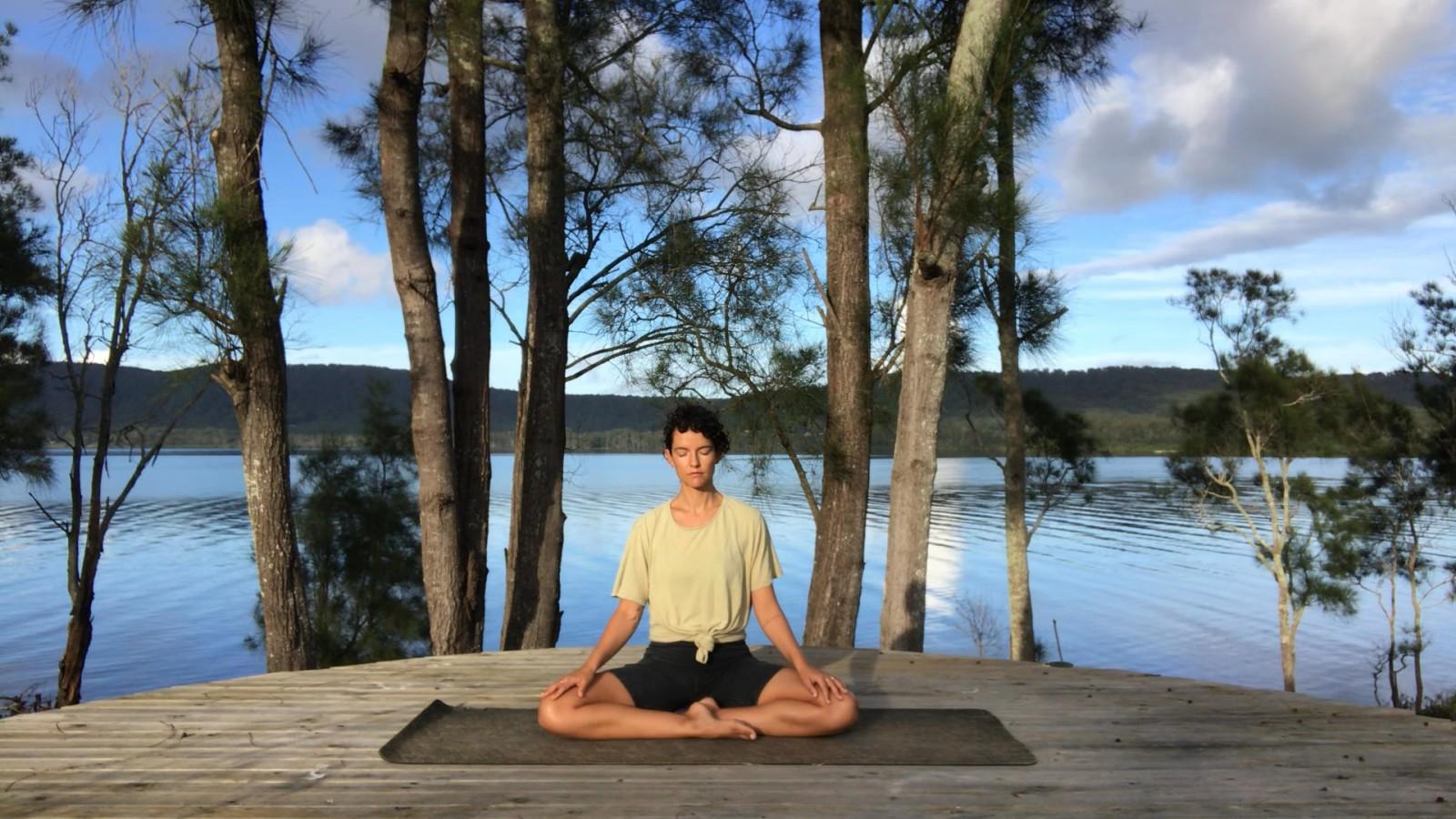 So Ham Mantra Meditation with Maryanne Edwards