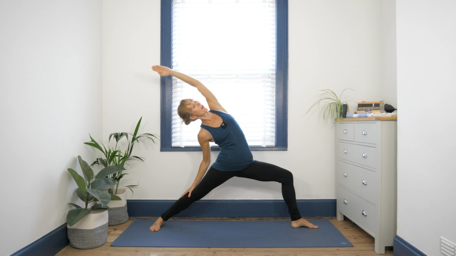 Happy Healthy Hips with Rebecca Capewell-Lloyd
