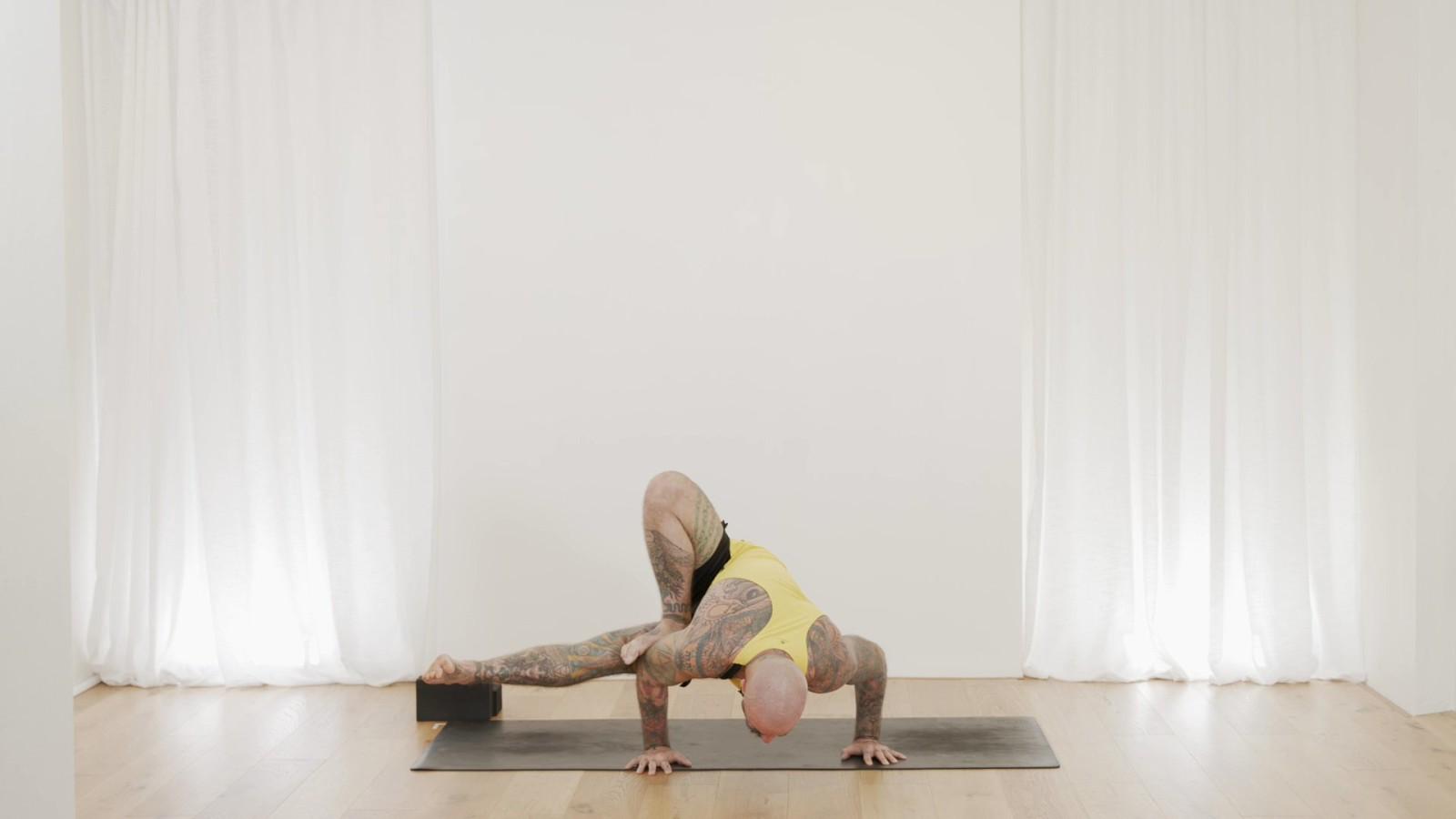 90min of Deep Hips & Twists! with Ari Levanael