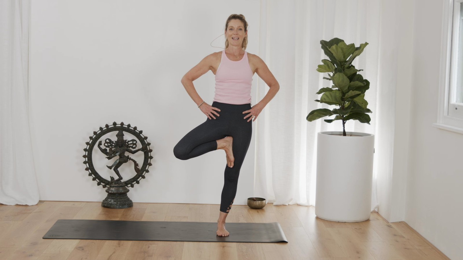 Kids Yoga Forest with Vanessa Mitchell