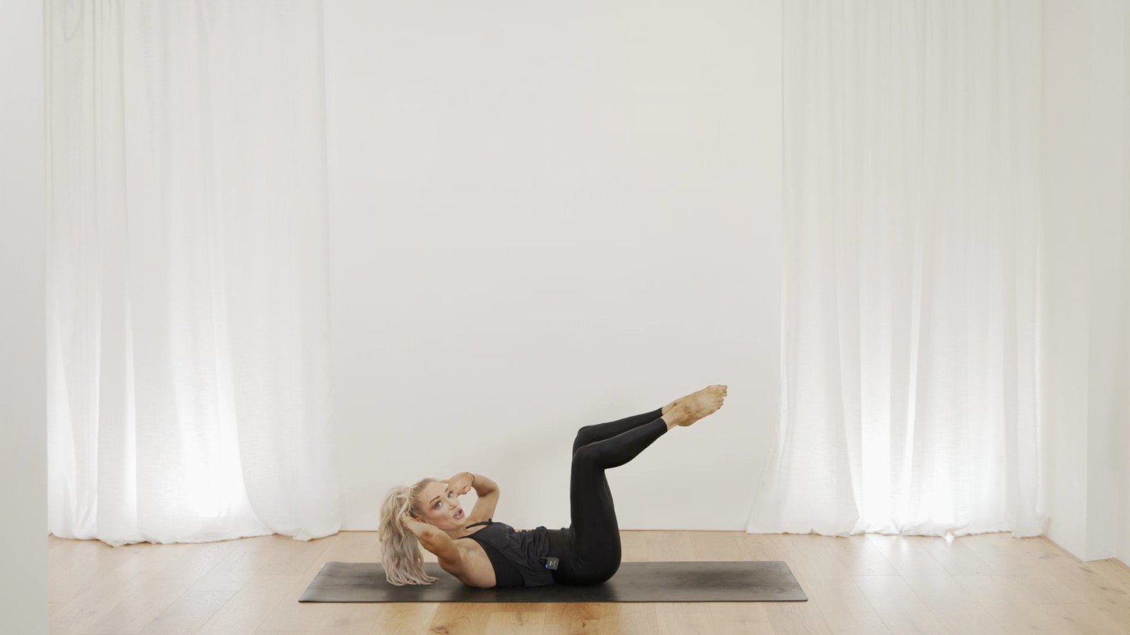 Pilates Athletic: Glutes & Abs with Cam Anthony