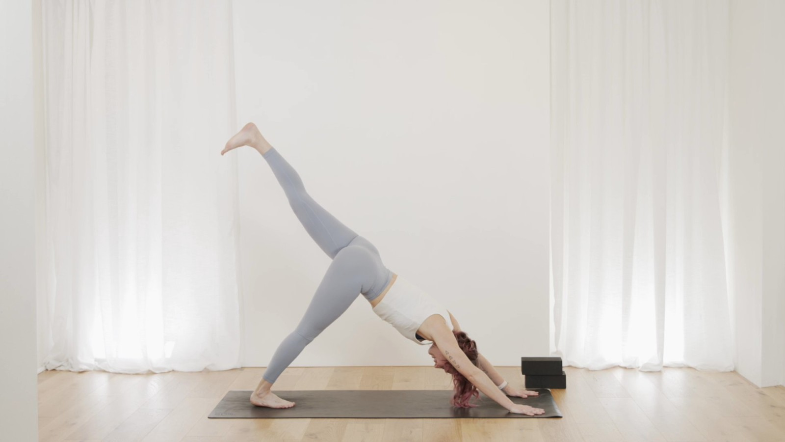 Hip Opening Flow with Vicky Chapman