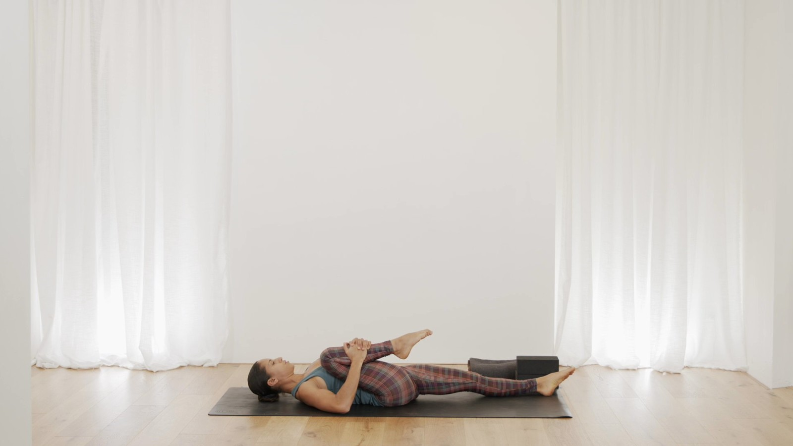 Beginner Series 5 of 5 - Reclined with Claudine Lafond