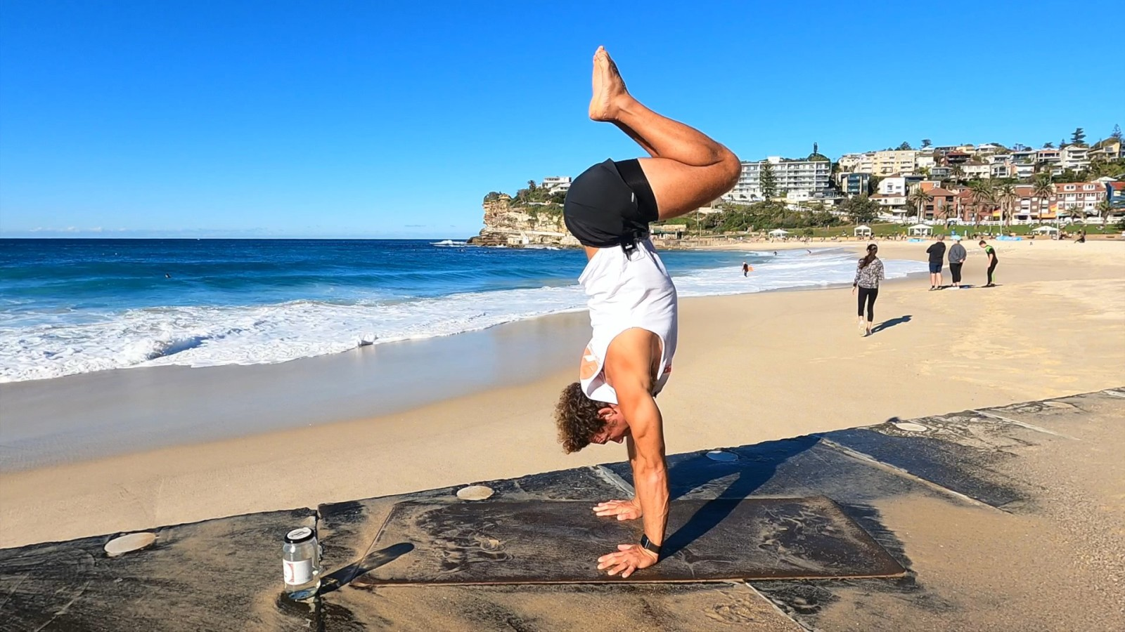 Yoga By The Sea with Christian Ralston