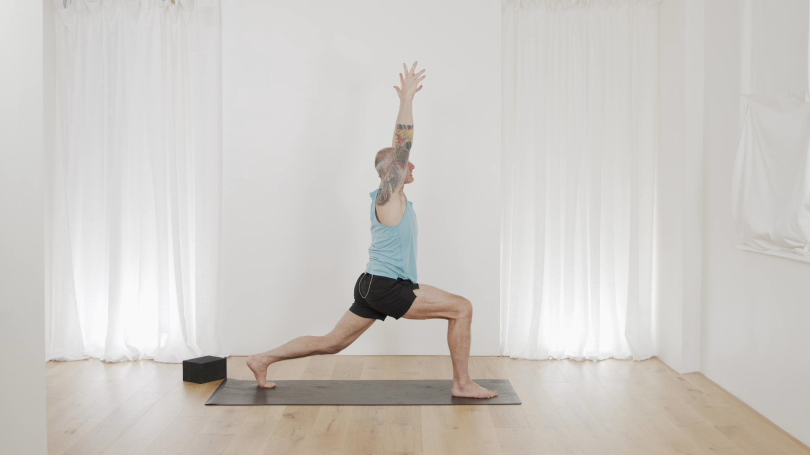 Full Body Flow with Mark Moon