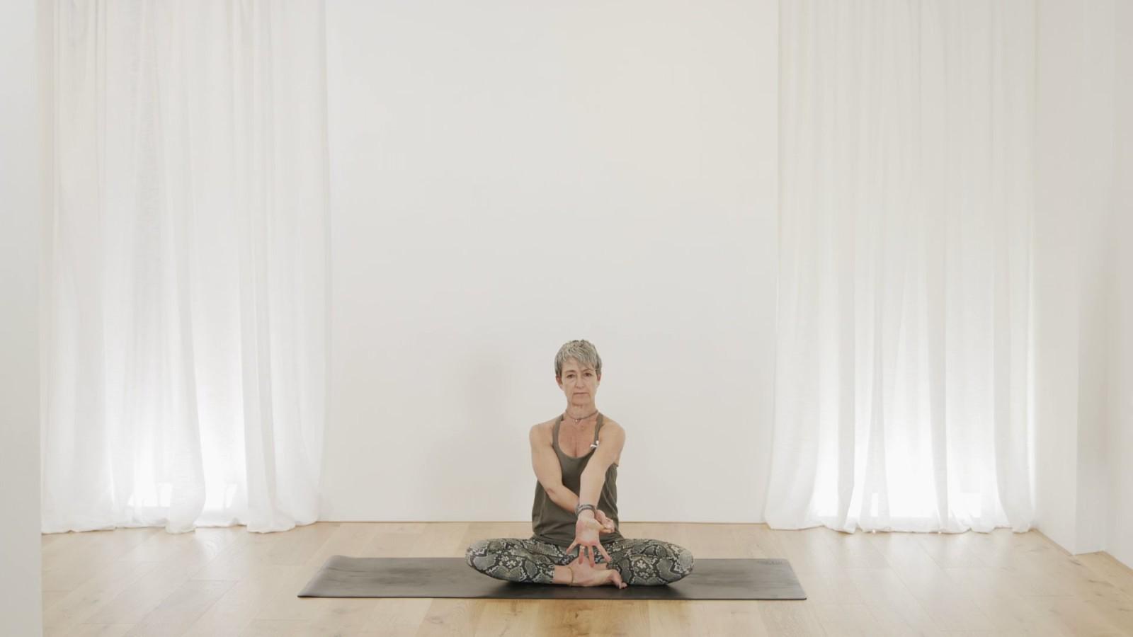 Wrist Stretches Mini Tutorial with Beth Borowsky