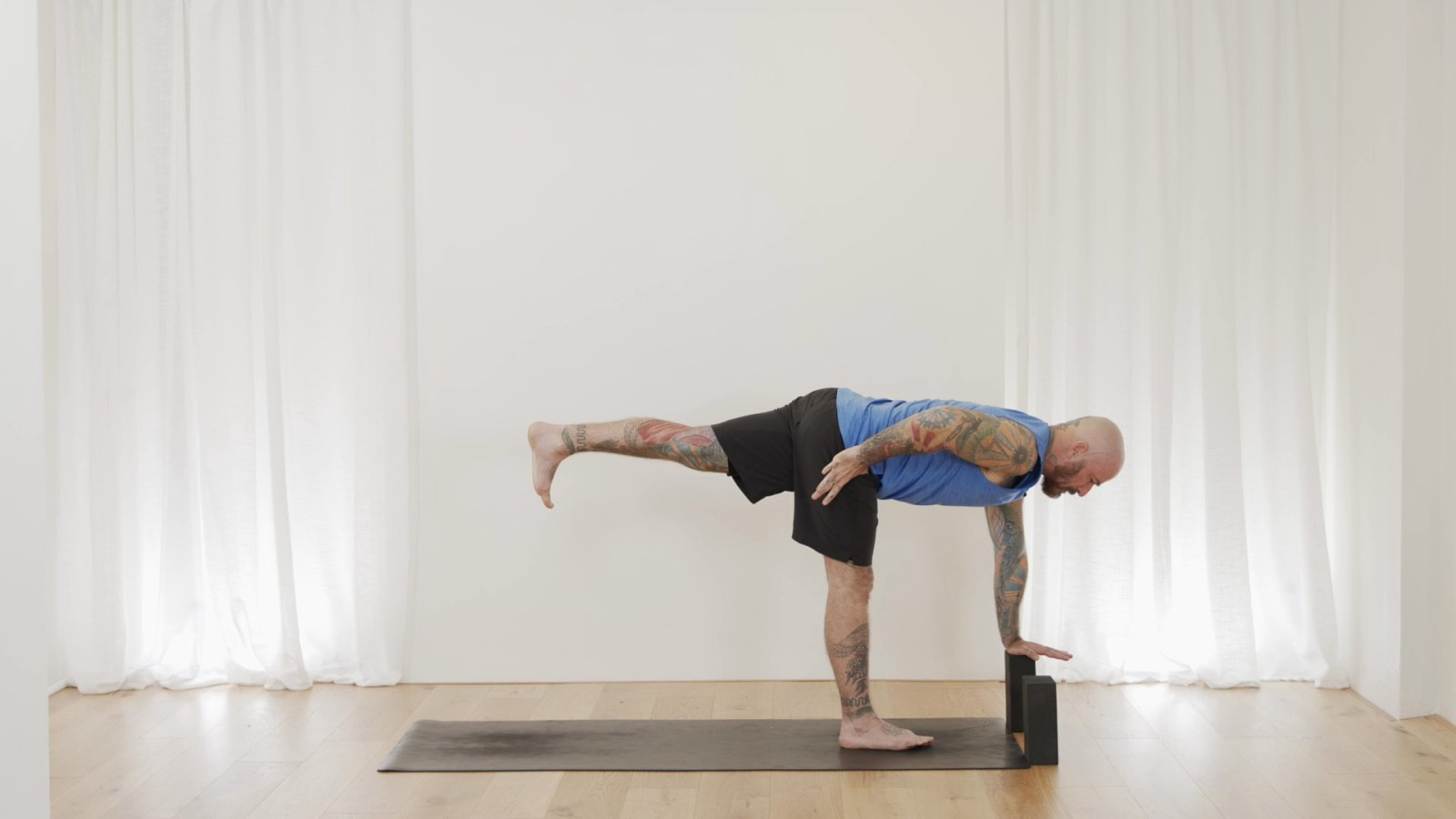 Yoga Foundations - Work Your Warrior 3 with Ari Levanael