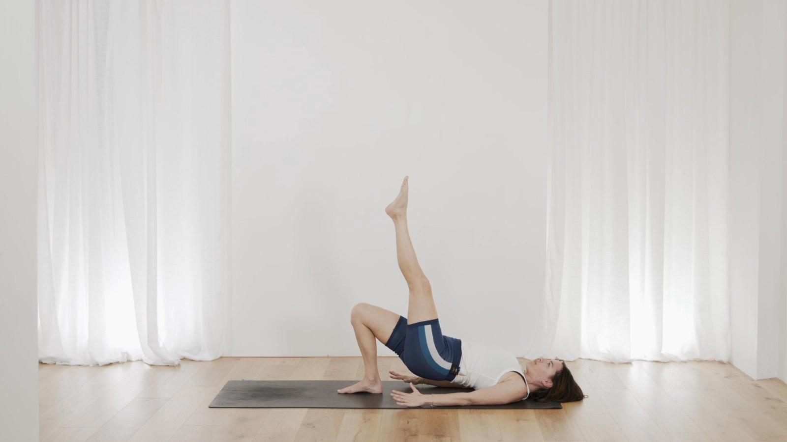 Pure Pilates Mat workout with Aneta Bachanova