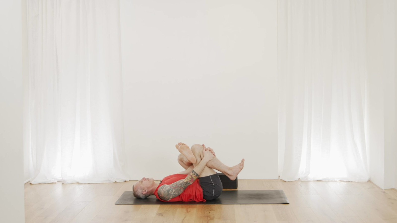 Restorative Mobility For Back Tension with Mark Moon