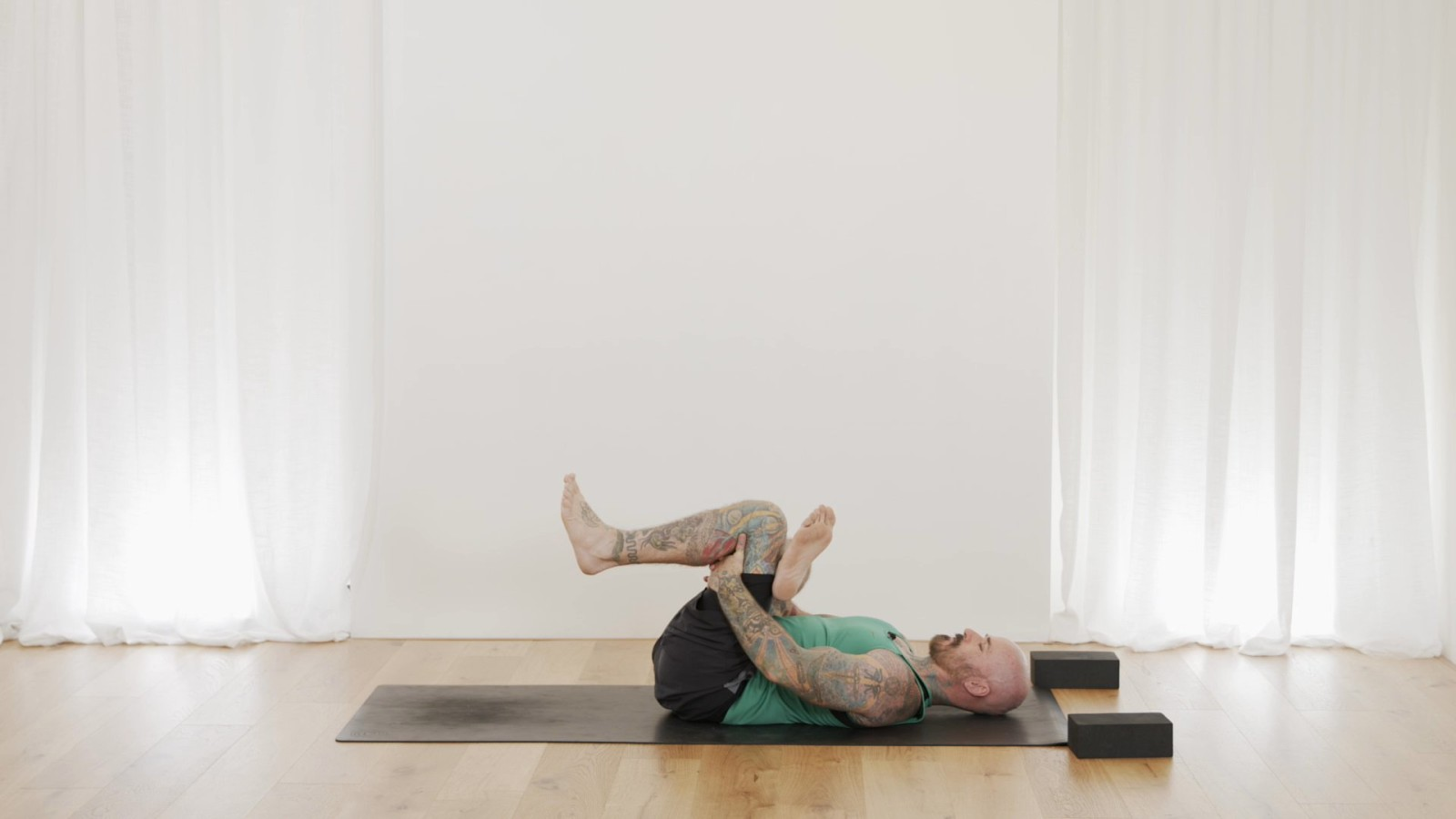 Reclined Postures with Ari Levanael