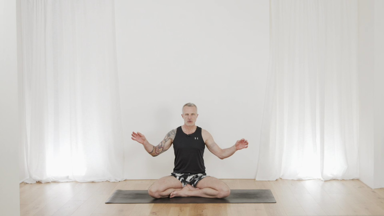 Slow Down And Stretch Out with Mark Moon