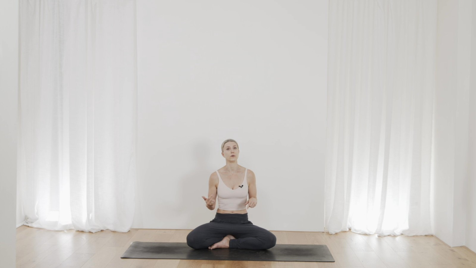 Third Chakra Practice  with Aimee Pedersen