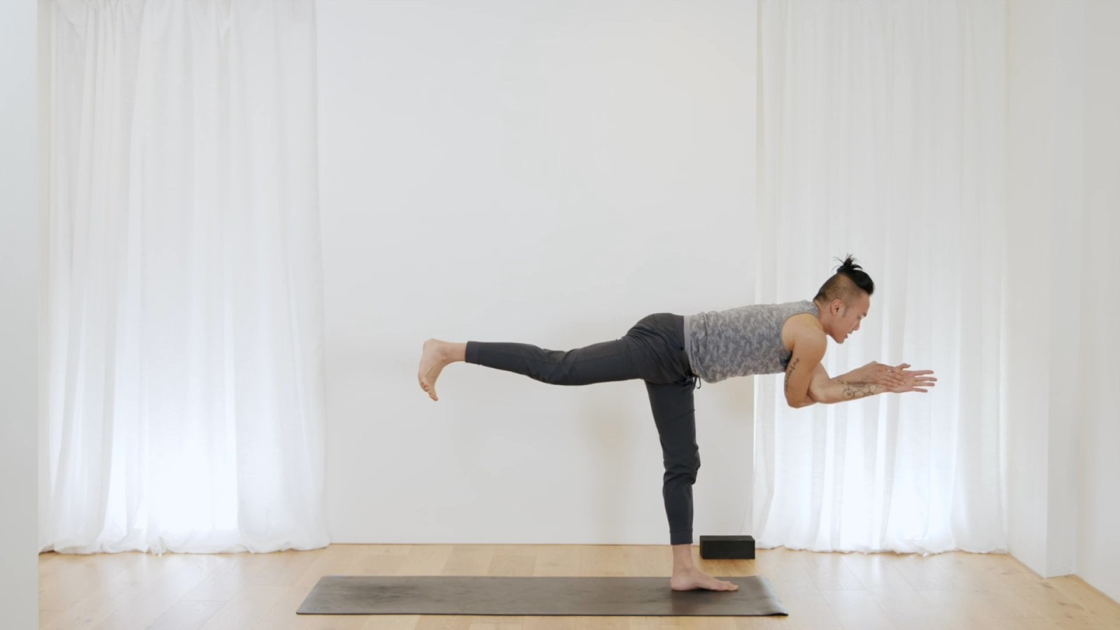Total Body With Inversions with Johnson Chong