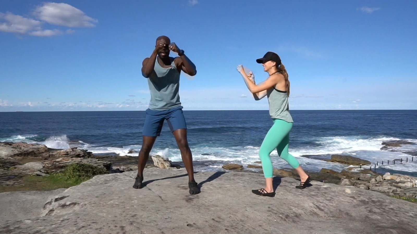 Isofit 1 with David Coulibaly