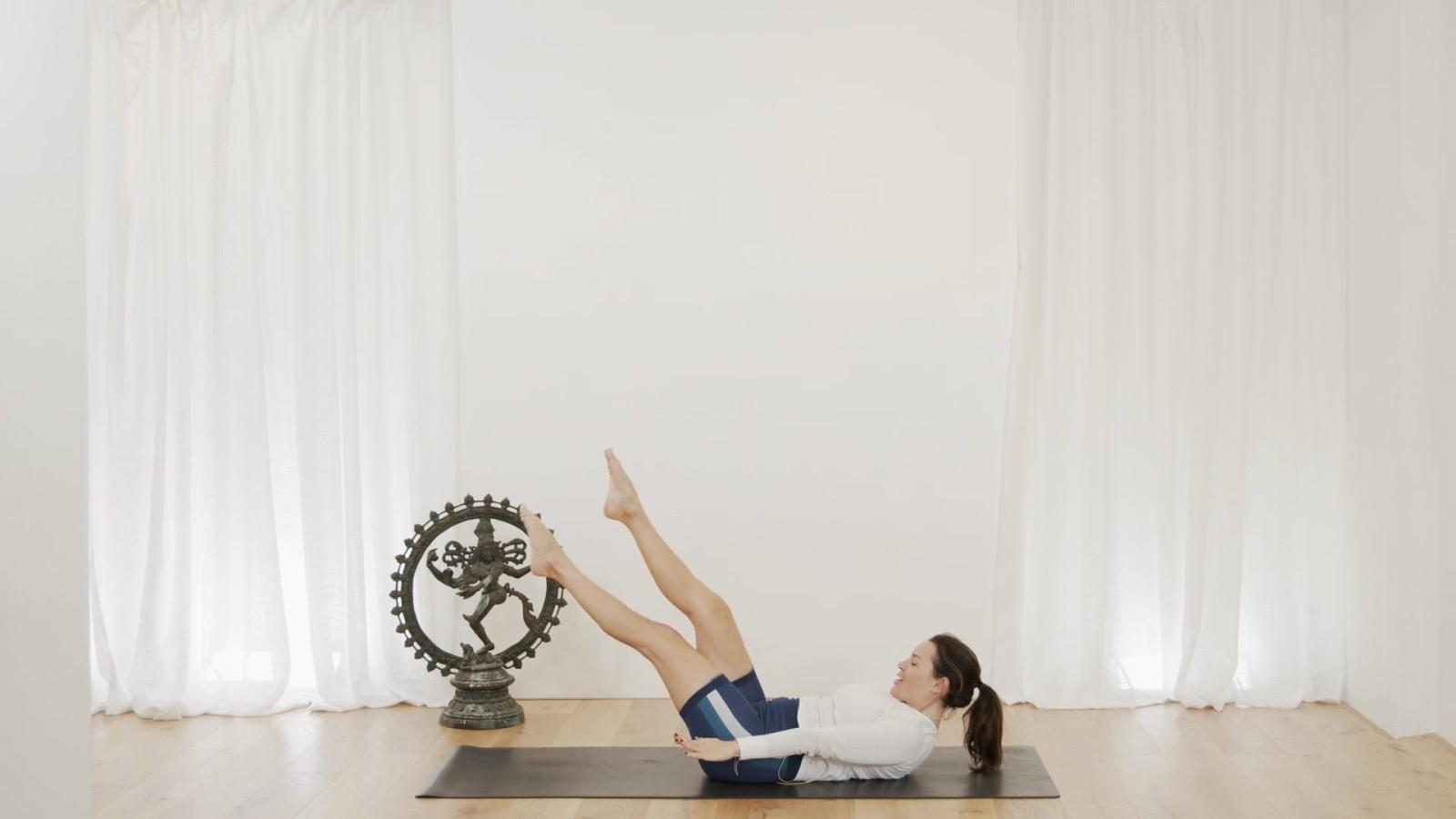 Core Workout with Aneta Bachanova