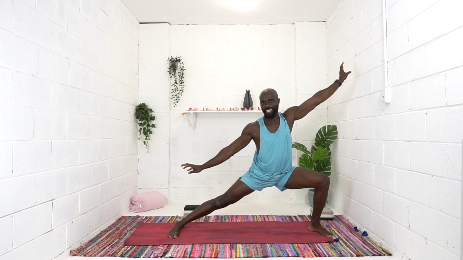 YMA - Yoga Martial Art with David Coulibaly
