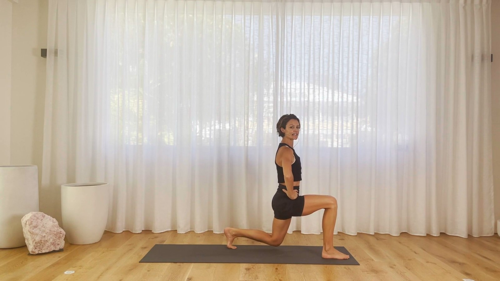 Cardio Pilates 2 Lower Body And Core with Rebecca Lockyer