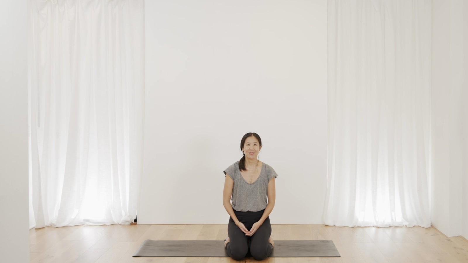 Relax with Yoga Nidra with Leanne Raab