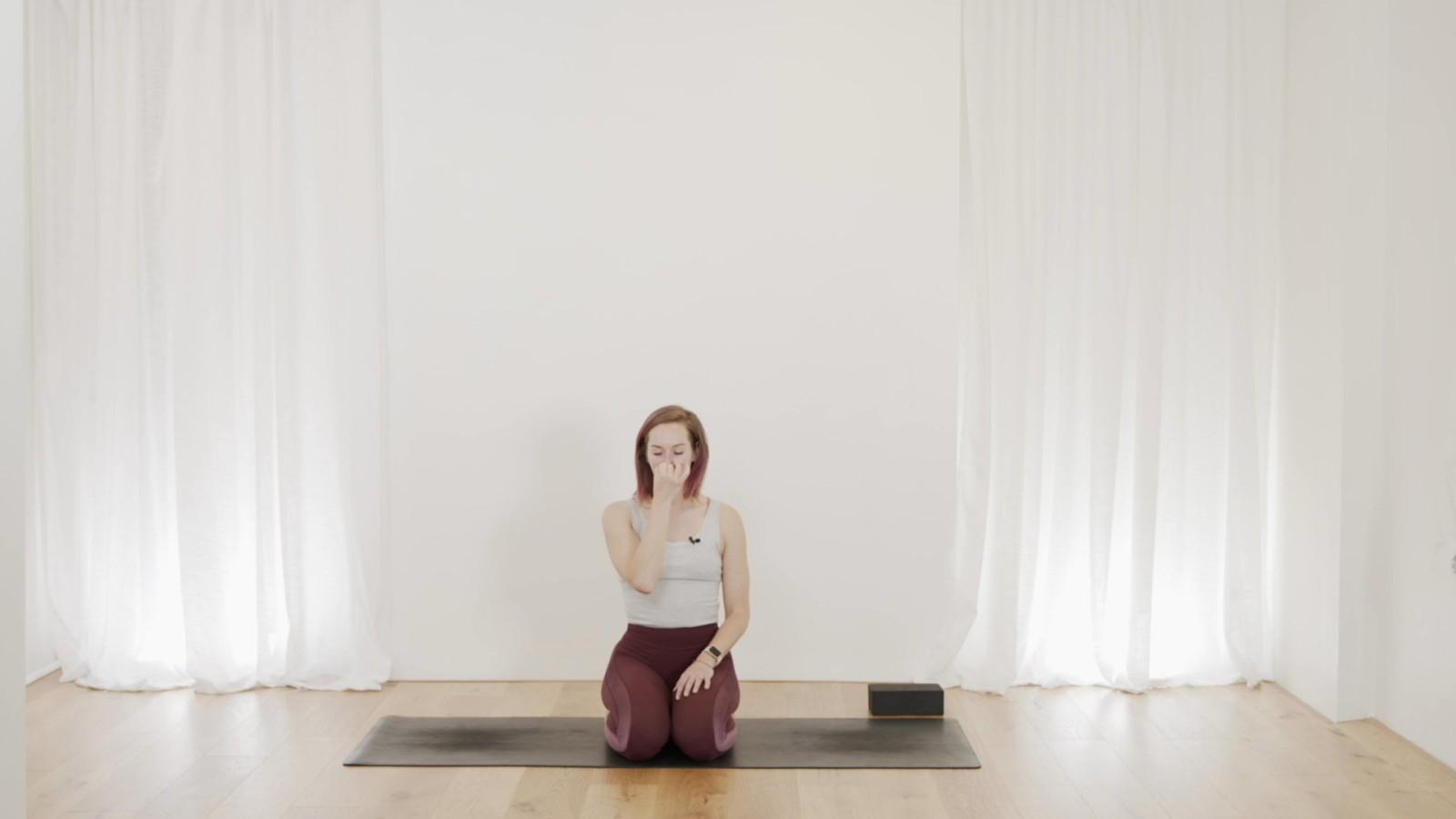 Morning Pranayama Practice with Vicky Chapman