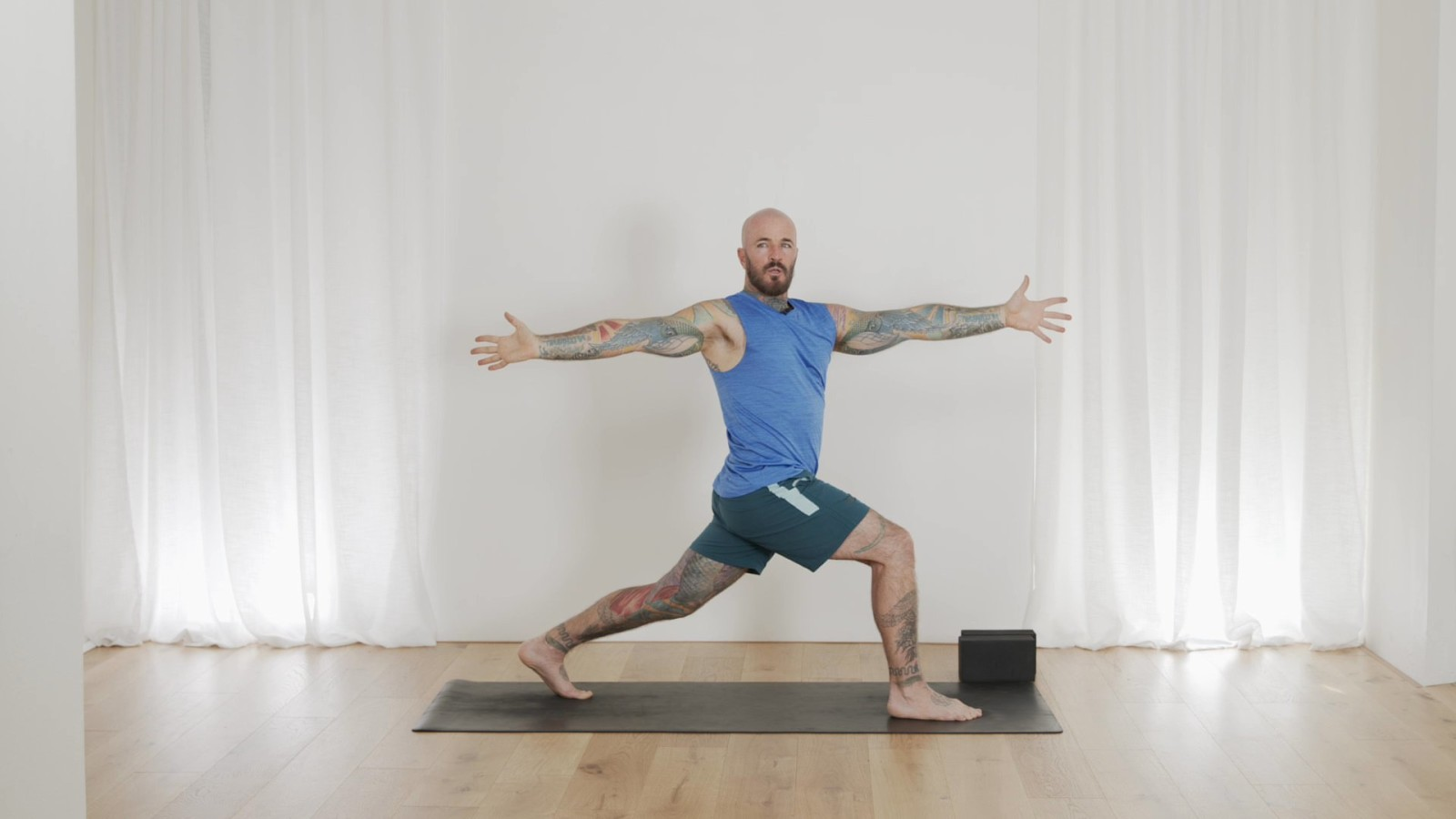 Yoga Foundations - Twist The Tension Out with Ari Levanael