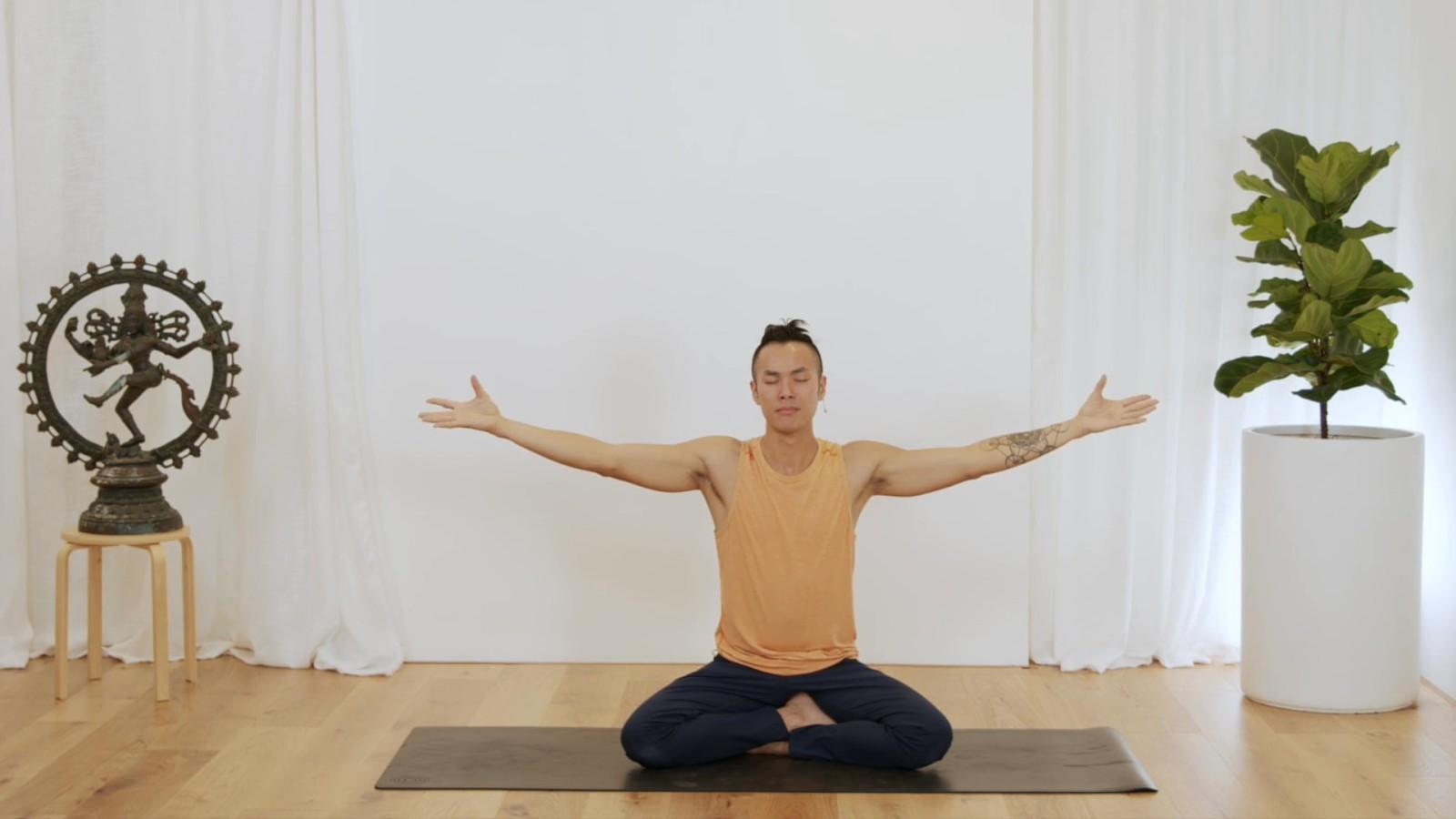 Kundalini Breathwork for Removing Negative Blocks with Johnson Chong